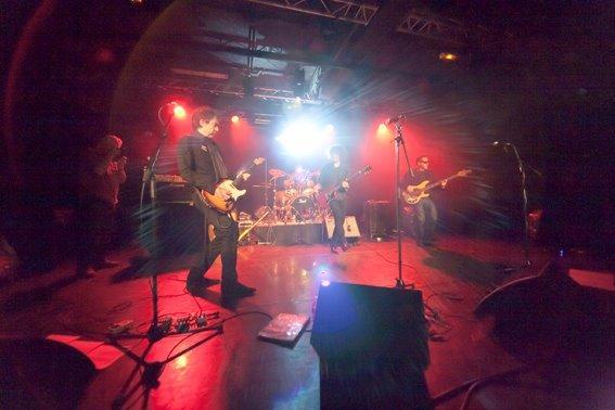 The JONES ~ Live Bagnolet2012