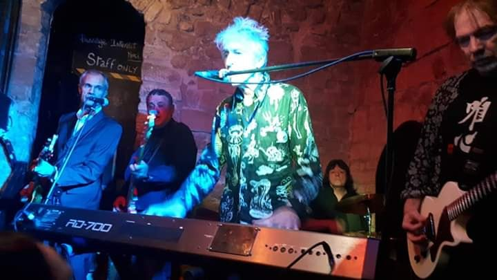 Willie Alexander - Paris Nov2019