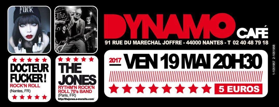 Le Dynamo - Nantes