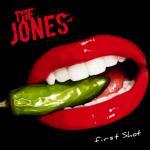 The jones logo pochette